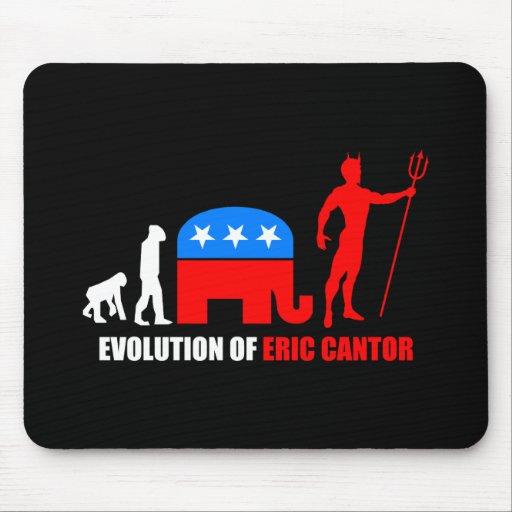 evolution Eric Cantor Mousepad
