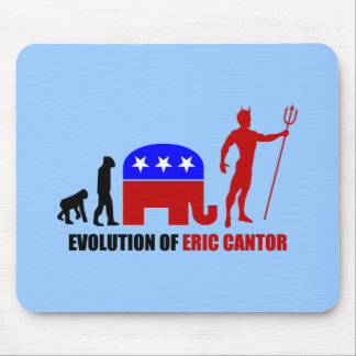 evolution Eric Cantor Mouse Pad
