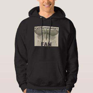 evolution fan hoodie