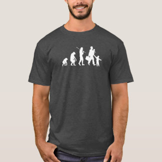 Evolution Father's Day T-Shirt