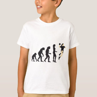 evolution female hand ball T-Shirt