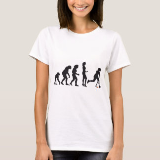evolution female hockey T-Shirt