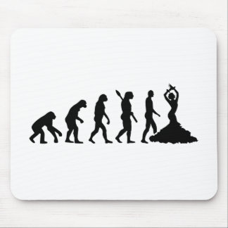 Evolution Flamenco Mouse Mat