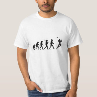 Evolution Football Funny T-Shirt