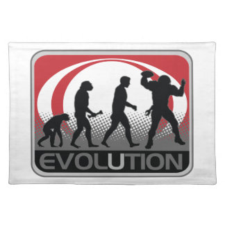 Evolution Football Placemat