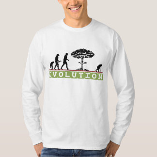 Evolution Funny Evolve T-Shirt