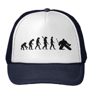 Evolution Goalie Hockey Mesh Hats