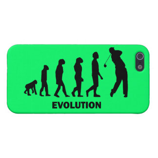 evolution golf iPhone 5/5S covers