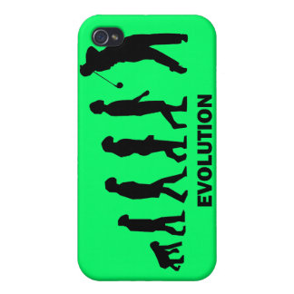 evolution golf iPhone 4/4S cover