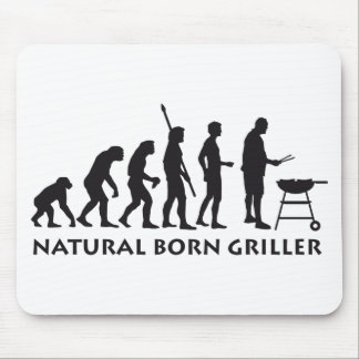 evolution grill mouse pad