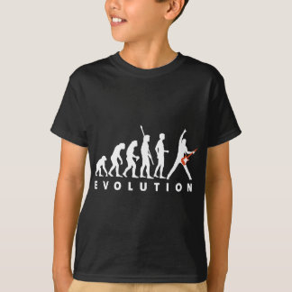 evolution guitar more player T-Shirt