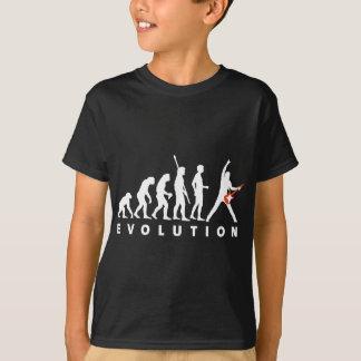 evolution guitar more player t shirt