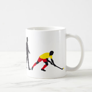 evolution hockey more player coffee mug