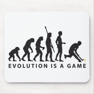 evolution hockey mouse mat