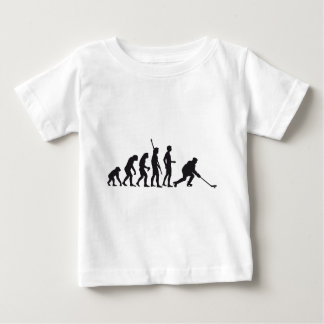 evolution icehockey baby T-Shirt