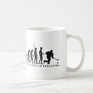 evolution icehockey coffee mug