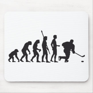 evolution icehockey mouse mat