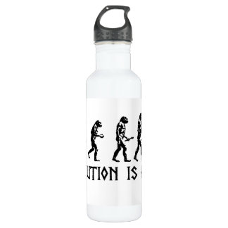 Evolution is Fact 710 Ml Water Bottle