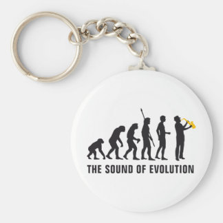 evolution jazz key ring