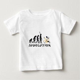 evolution Judo Baby T-Shirt