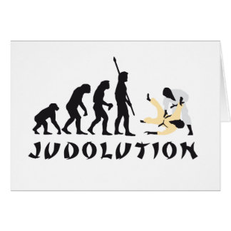 evolution Judo Card