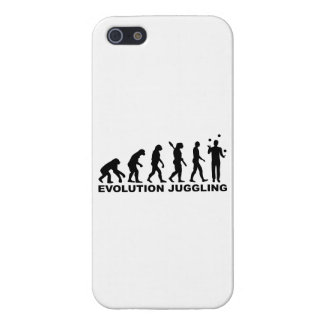 Evolution Juggling iPhone 5/5S Cases
