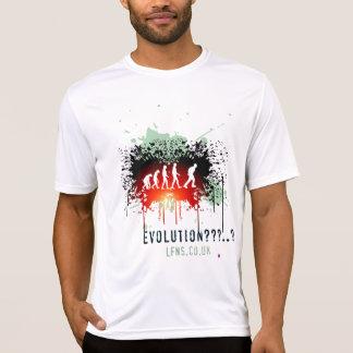 Evolution/Keep LEft - Performance Fibre T-Shirt