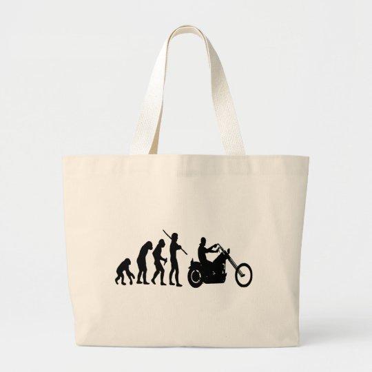 Evolution Large Tote Bag