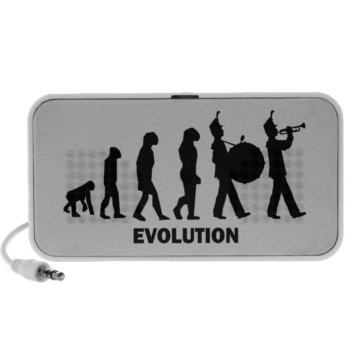 evolution marching band iPod speakers