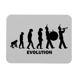 evolution marching band flexible magnets