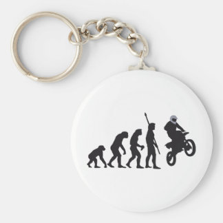 evolution motorbike key chain