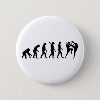 Evolution Muay Thai 6 Cm Round Badge