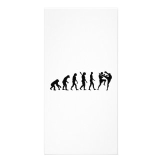 Evolution Muay Thai Photo Card
