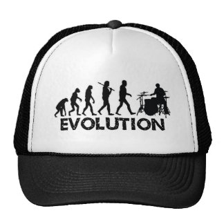 Evolution of a Drummer Cap