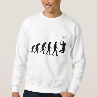 Evolution of Badminton Sweatshirt