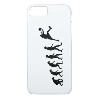 Evolution of Basketball iPhone 7 case