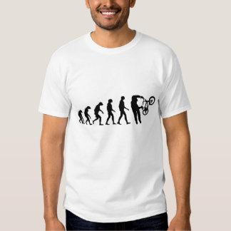 Evolution of BMX T-shirts