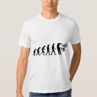 Evolution of BMX Tshirts