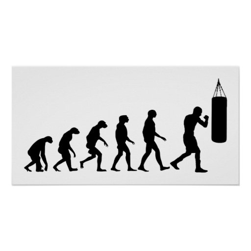 Evolution of Boxing Posters