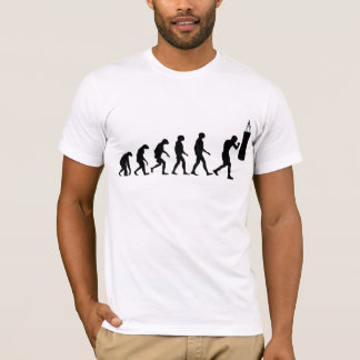 Evolution of Boxing T-Shirt