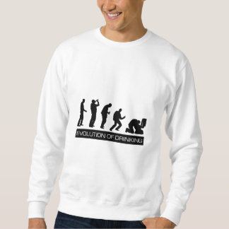 Evolution of Drinking Sweatshirt