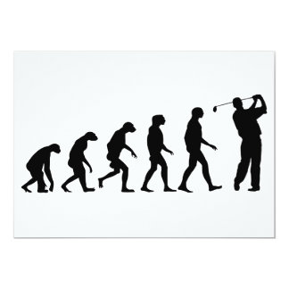 Evolution of Golf Card