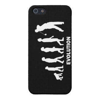 evolution of golf iPhone 5/5S cases