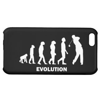 evolution of golf case for iPhone 5C
