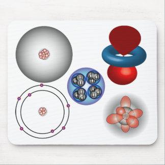 Evolution of Matter Mousepad