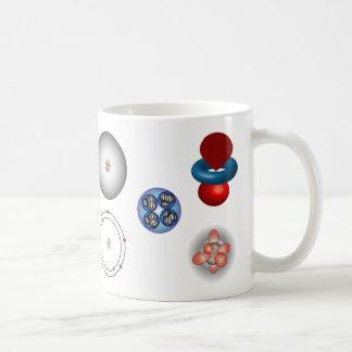 Evolution of Matter Basic White Mug