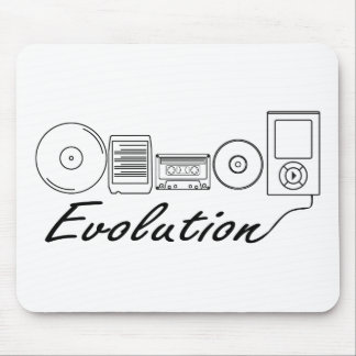 Evolution of Music Mouse Mat
