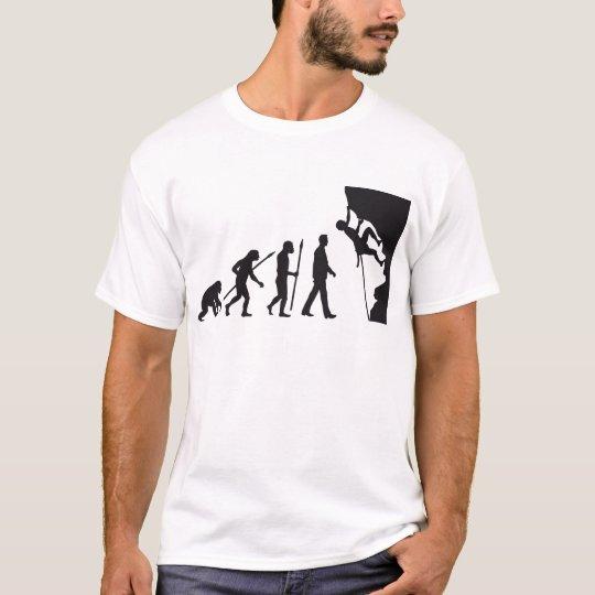 evolution OF one climbing T-Shirt