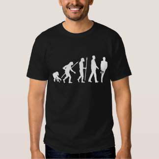 evolution OF one marching bound drums, trombone Shirts