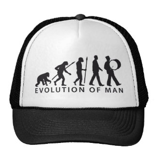 evolution OF one marching bound floods timpani Cap